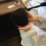 美容師の職を選んだってこと。。。学生〜アシスタント編
