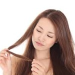 髪の毛が傷んだら、ガムテープで補修する?? or どS??