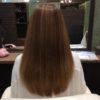 ブリーチした髪の毛にも、「Cue」ならできること。
