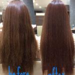 どうすれば髪の毛にまとまりとツヤ感、柔らかさを出せるのか?